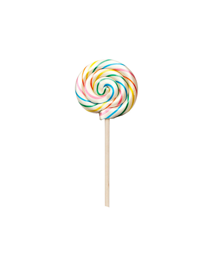 birthday cake flavor lollipop - 1oz