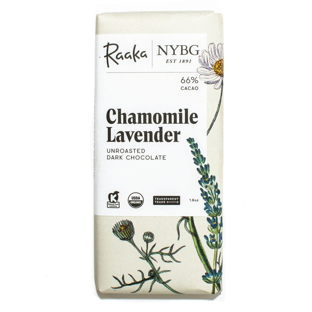 66% chamomile lavender organic bar - limited batch