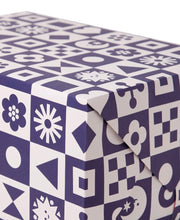 checkerboard wrapping sheet