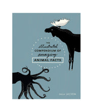 illustrated compendium of animal facts book