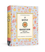 the daily question for you and your child journal