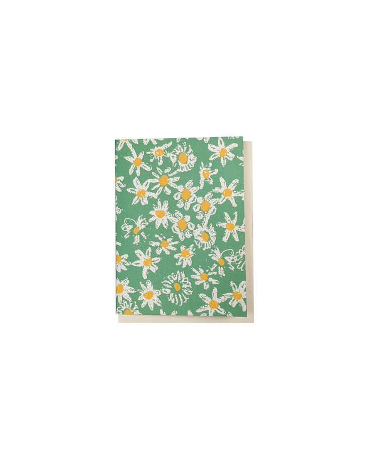 green daisy fields petite enclosure card