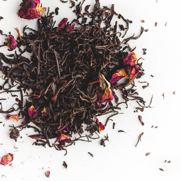 edith grey loose leaf tea