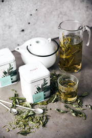 Nordic Green Tea - caffeine free morning herbal tea