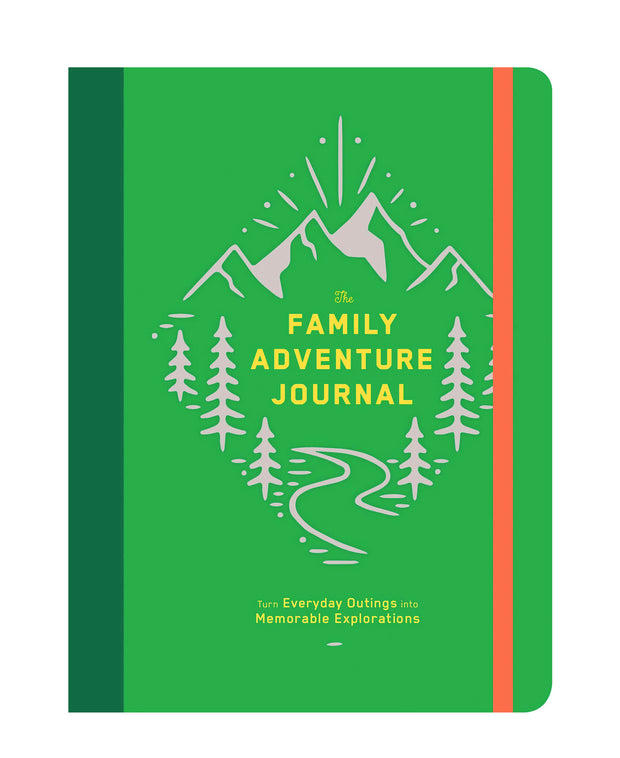 the family adventure journal