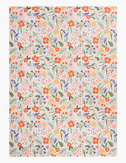 fiesta wrapping paper sheet