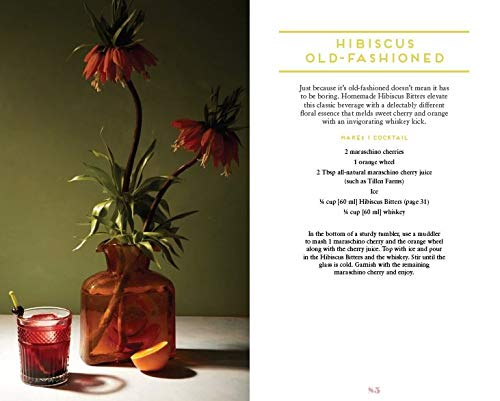 floral libations: 41 fragrant drinks & ingredients