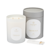 freesia 2-wick 11 oz. candle