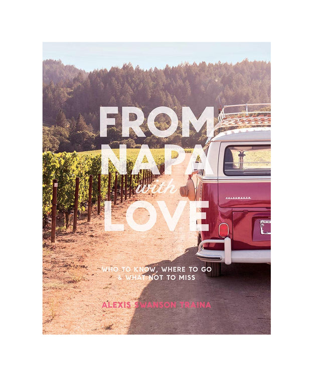from napa with love book