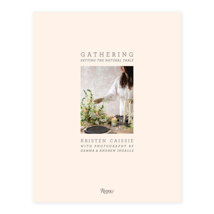 gathering: setting the natural table