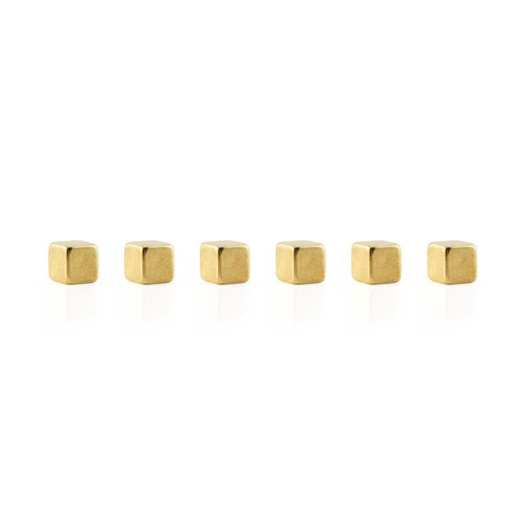 cube mighties magnets - 6 pack