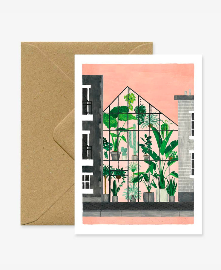 greenhouse everyday card