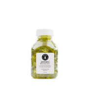 pressed juicery green juice bears - medium bottle