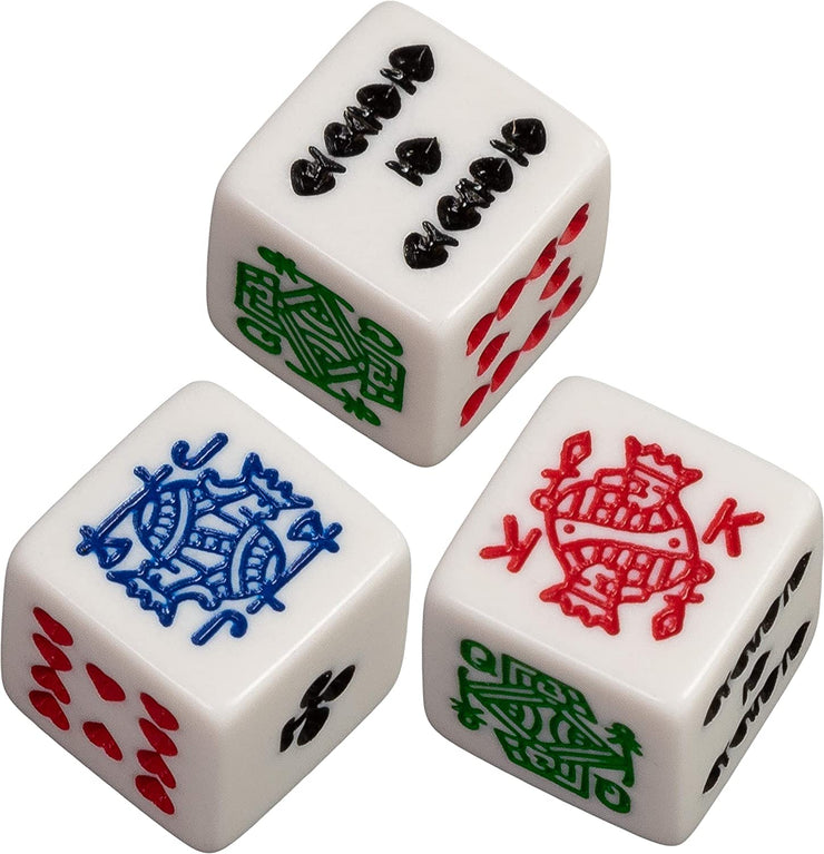 havana dice: a classic game of luck and deception