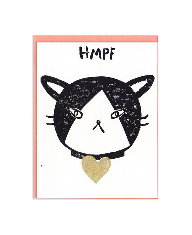 hmpf cat card