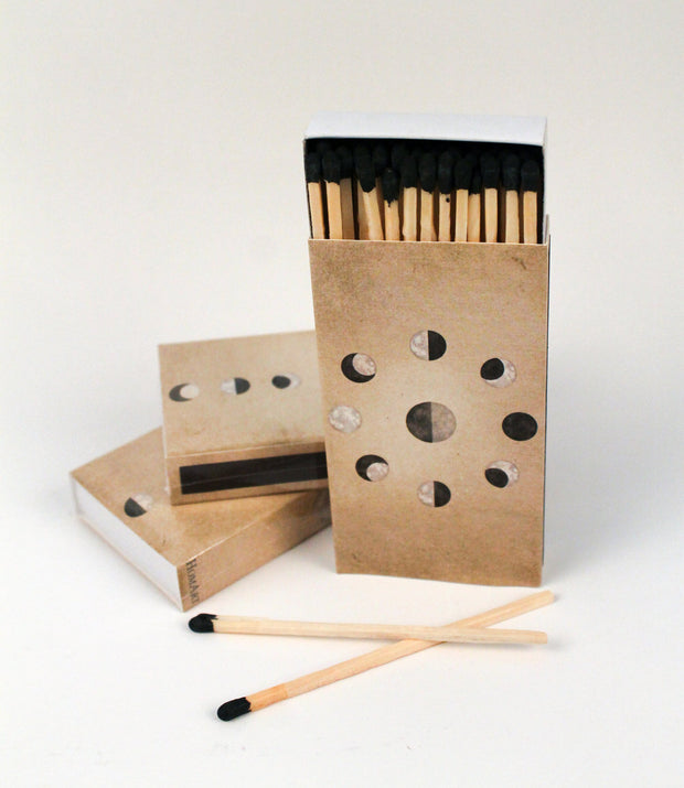 assorted decorative match boxes