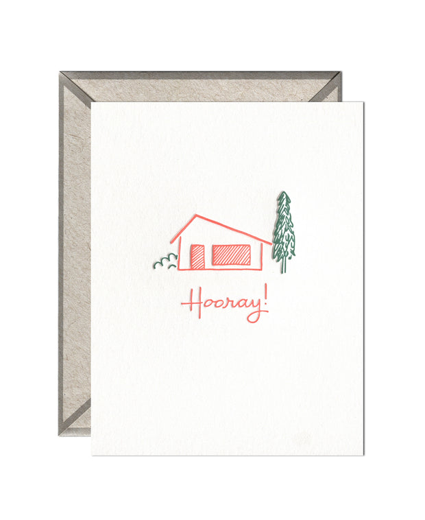 hooray home card