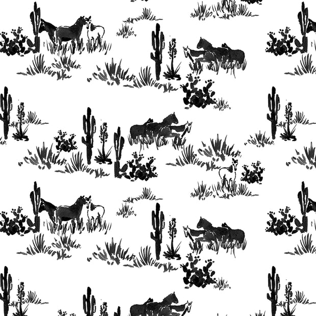 horse country gift wrap