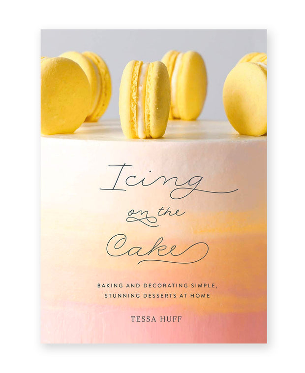 icing on the cake book