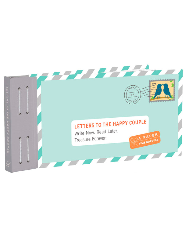letters to the happy couple time capsule