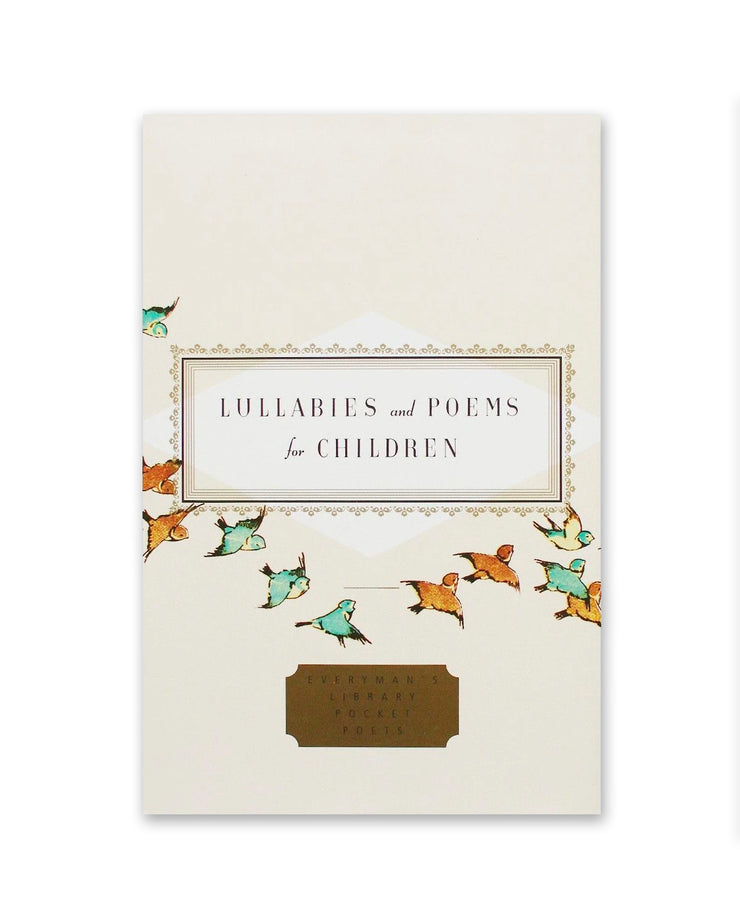 lullabies & poems for children book