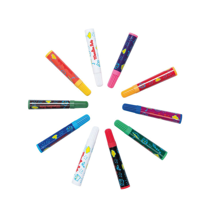 magic color-changing felt pen set