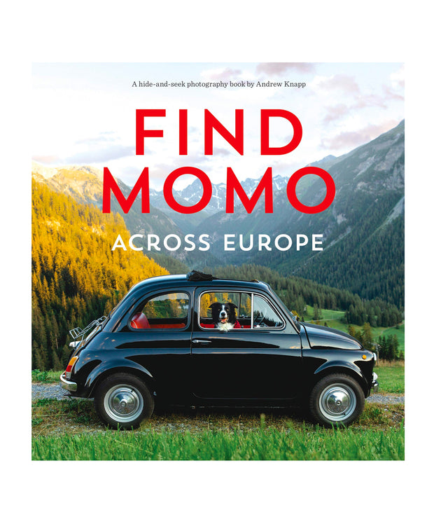find momo hide-and-seek photography books