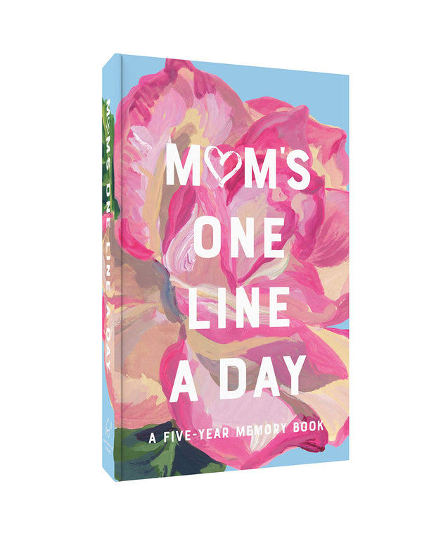 mom's one line a day 5 year journal