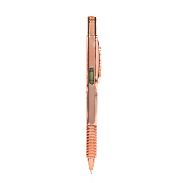 multi tool pen 3 in 1 - copper