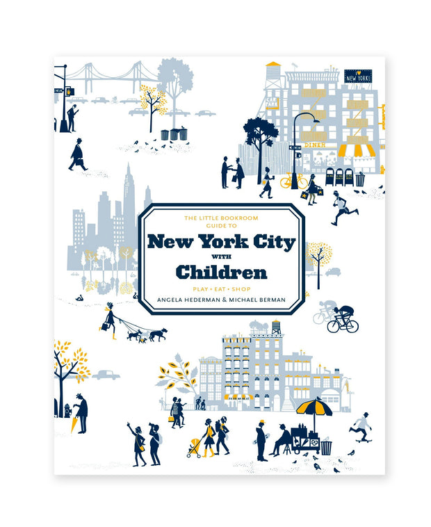 guide to new york city with kids book