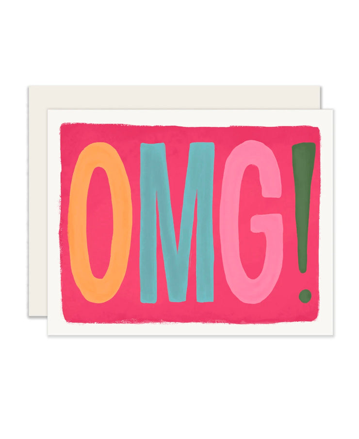 omg! all occasion card