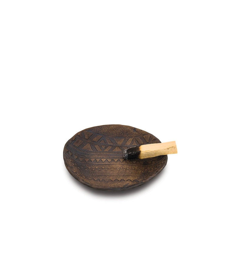 palo santo burning dish