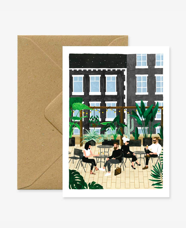 rooftop everyday card