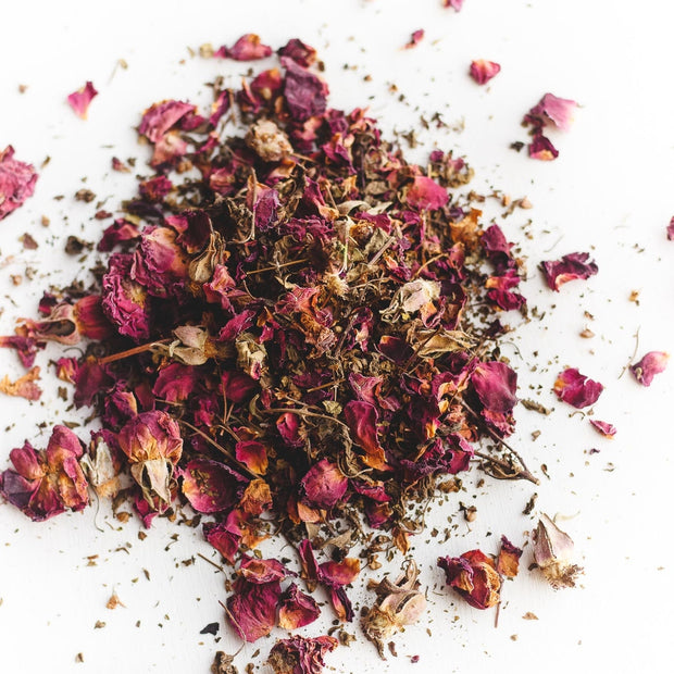 cup of love loose leaf tea