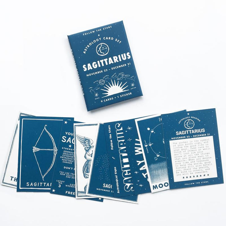 astrology card sets