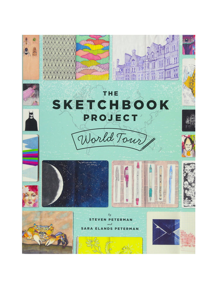 the sketchbook project book