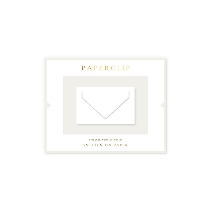 envelope large paperclip