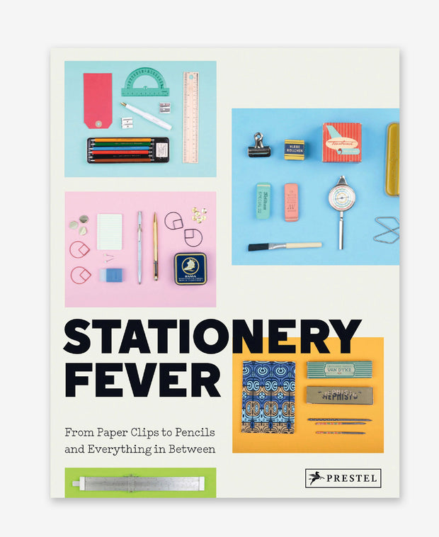 stationery fever book