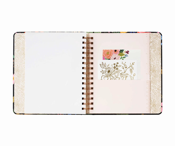 strawberry fields 2021 covered 17-month planner
