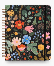 strawberry fields hardcover 2021 / 17-month spiral planner