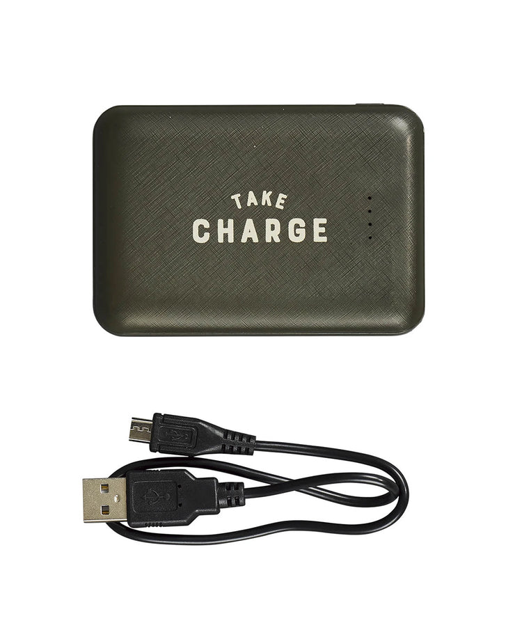 power bank - take charge