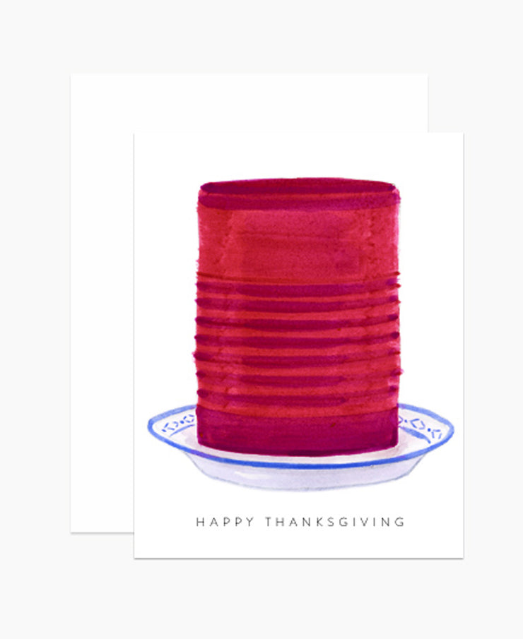 cranberry thanksgiving card