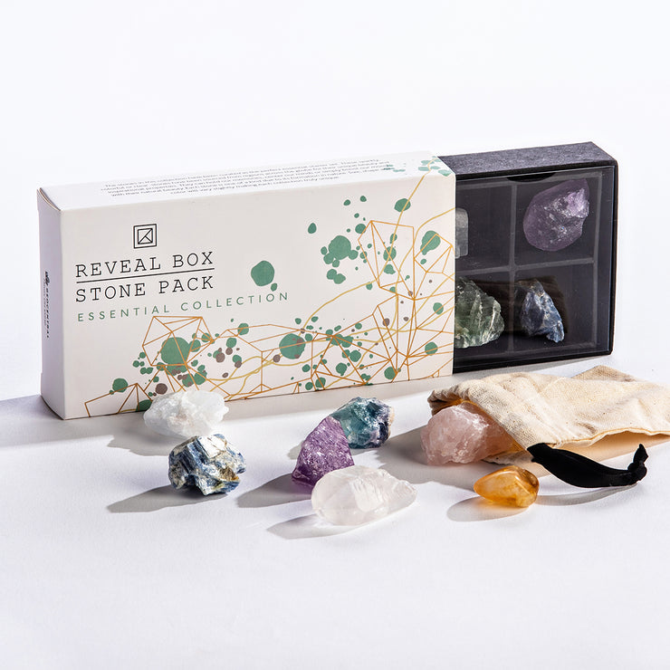 the essential collection stone pack