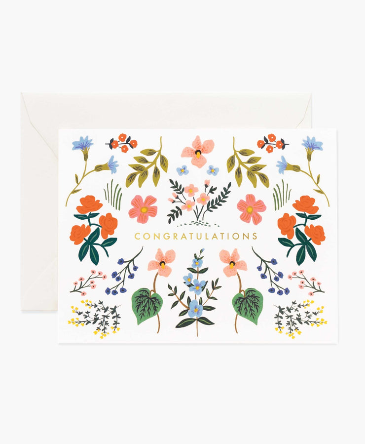 wildwood congratulations card