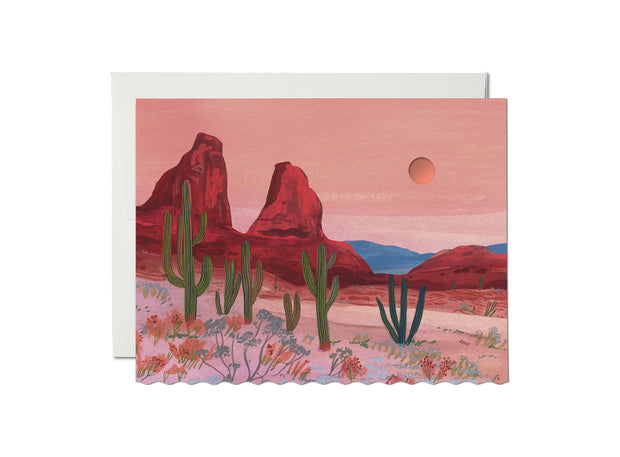 zion french fold birthday card
