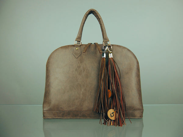Mocha Handbag - Dekora.Fashion
