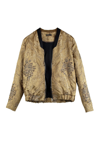 Bomber gold royal