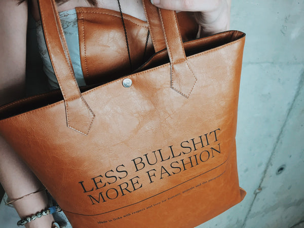 A More Fashion Bag - Dekora.Fashion