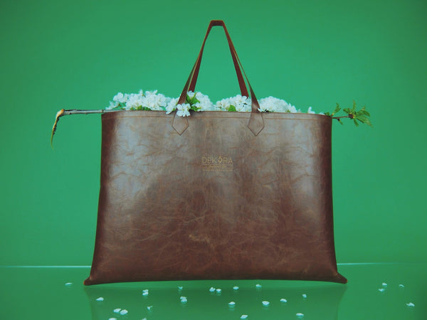 Choco Shopping Bag - Dekora.Fashion