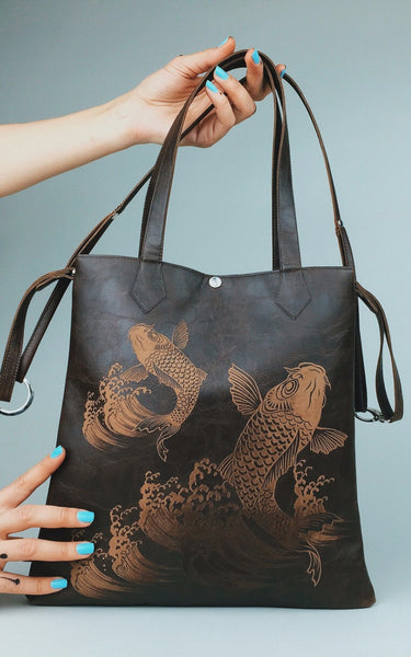K Fish Bag - Dekora.Fashion
